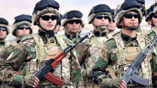 Вместе мы сильнее: Узбекистан и Беларусь проводят совместные учения - Sputnik Узбекистан