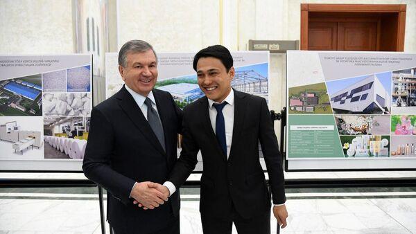 Мирзиёев ознакомился с инвестиционными проектами, планируемыми к реализации в Ташкенте - Sputnik Ўзбекистон