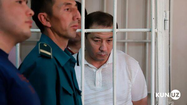 Ахмаджон Турсунбоев - Sputnik Узбекистан