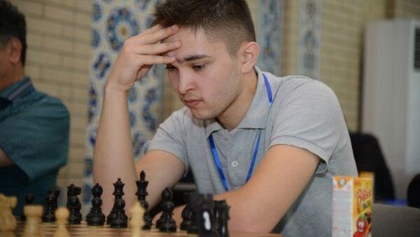 В Ташкенте стартовал чемпионат среди сильнейших шахматистов ЦА - Sputnik Узбекистан