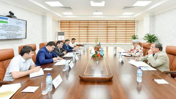В агентстве Узатом прошла встреча с представителями МАГАТЭ - Sputnik Ўзбекистон