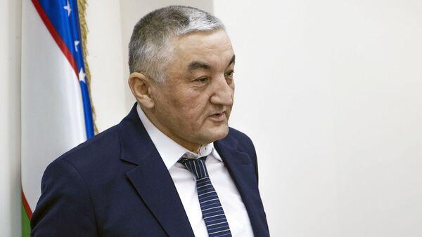 Фахритдин Абдурахманов - Sputnik Узбекистан