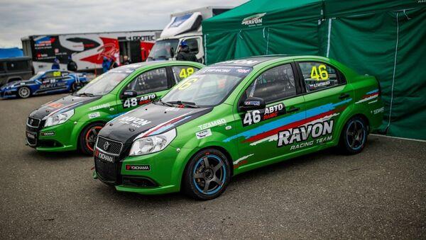 RAVON racing team - Sputnik Oʻzbekiston