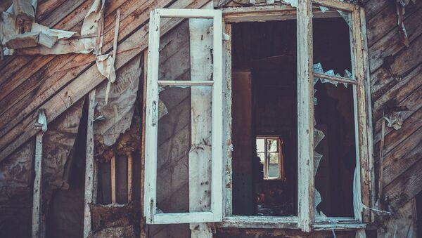 Заброшенный дом - Sputnik Узбекистан