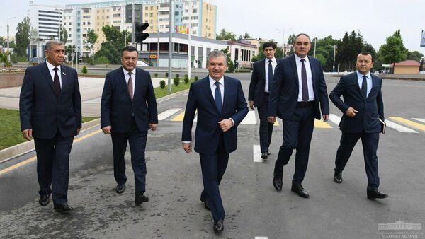 Шавкат Мирзиёев посетил Студенческий городок Ташкента - Sputnik Ўзбекистон