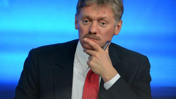 Rossiya prezidenti matbuot kotibi Dmitriy Peskov - Sputnik Oʻzbekiston