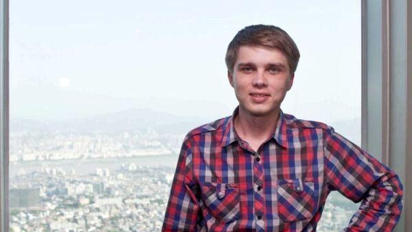 Владимир Кравченко - Sputnik Ўзбекистон