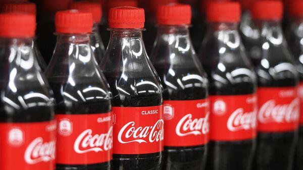 Coca-Cola - Sputnik Узбекистан