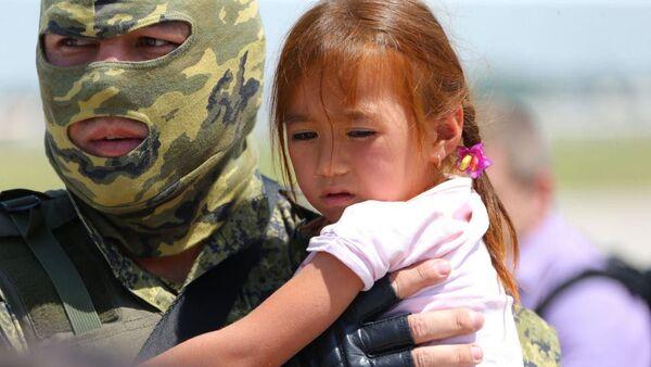 Grajdan Uzbekistana zabrali iz zonы voorujennыx konfliktov - Sputnik Oʻzbekiston