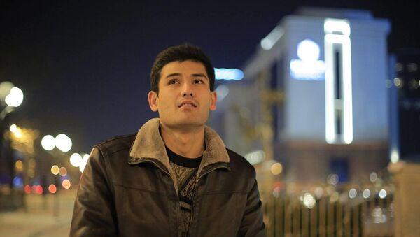 Шокир Холиков: историю для Каннского фестиваля я придумал в кишлаке - Sputnik Узбекистан