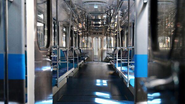 Вагоны метро - Sputnik Узбекистан