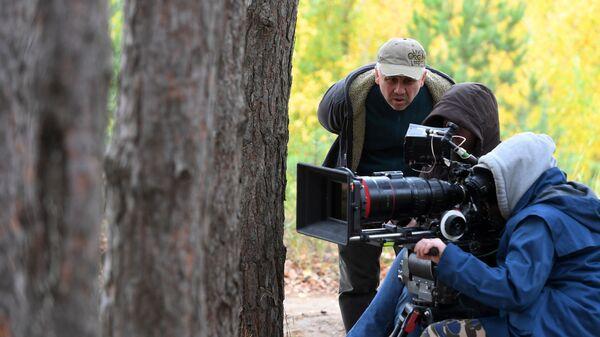 Съёмки многосерийного фильма Зулейха открывает глаза - Sputnik Узбекистан