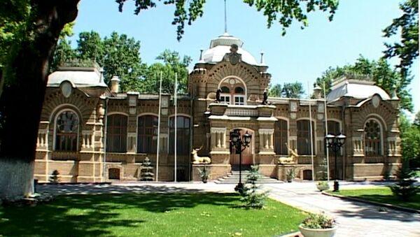 Дворец великого князя Николая Константиновича Романова в Ташкенте - Sputnik Узбекистан