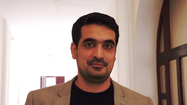 Директор молодежного театра Узбекистана Хасан Салихов - Sputnik Узбекистан
