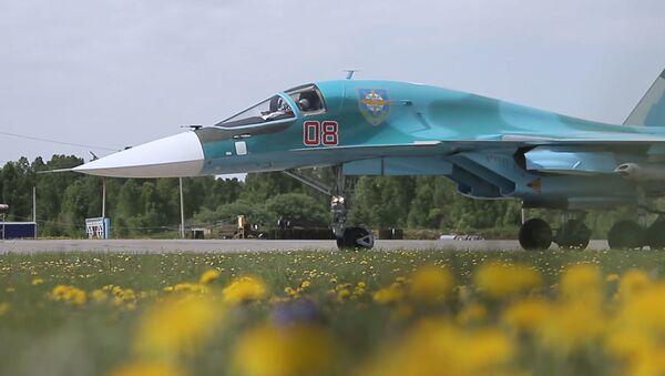 Новейшая военная техника приведена в боевую готовность - Sputnik Ўзбекистон