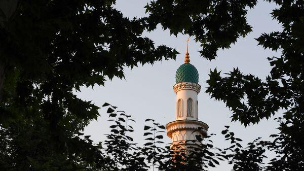 Празднование Намаз хайит в Ташкенте - Sputnik Узбекистан