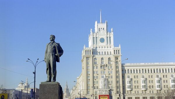 Гостиница Пекин в Москве - Sputnik Узбекистан