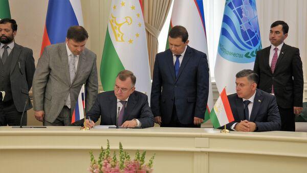 Zasedaniye rukovoditeley pogranslujb stran SHOS v Tashkente - Sputnik Oʻzbekiston