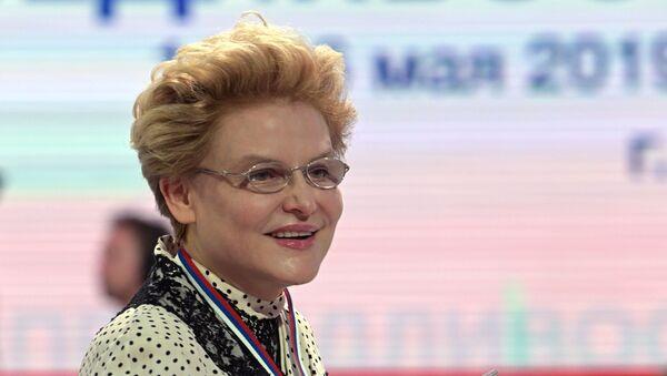Елена Малышева - Sputnik Узбекистан