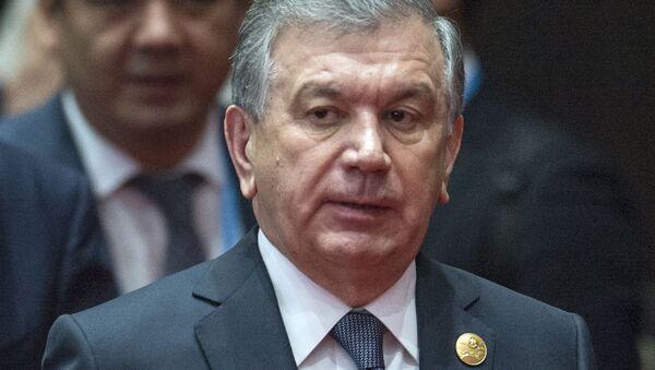 Президент Узбекистана Шавкат Мирзиеев  - Sputnik Ўзбекистон