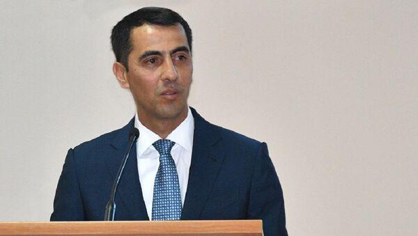 Arbitr Ravshan Irmatov izbran vitse-prezidentom AFU - Sputnik Oʻzbekiston
