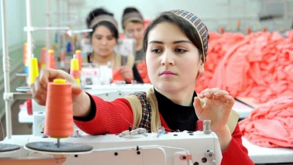 Бухаре 17 тысяч женщин получат работу - Sputnik Ўзбекистон