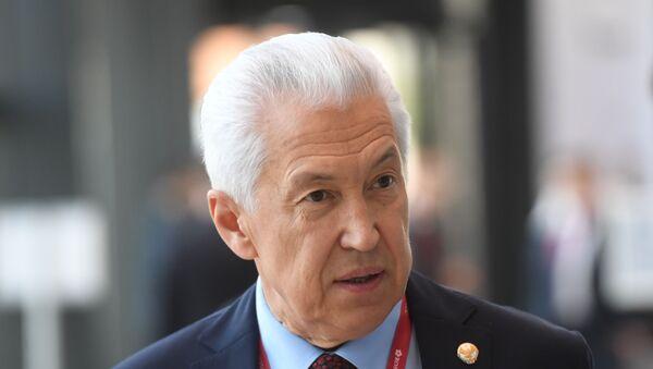 Владимир Васильев - Sputnik Узбекистан