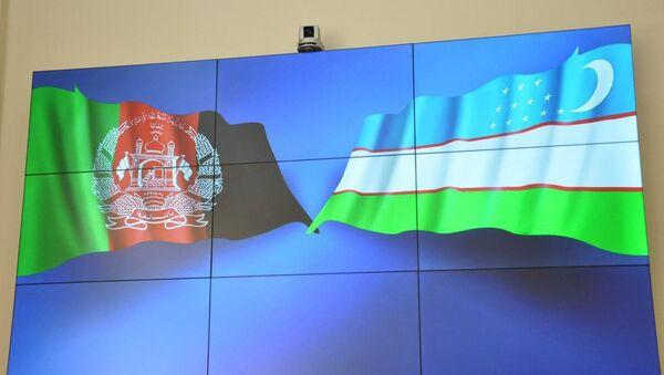 Сотрудничество Узбекистана и Афганистана - Sputnik Ўзбекистон