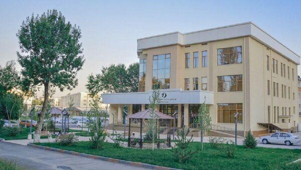 Здание Комитета женщин Узбекистана - Sputnik Узбекистан