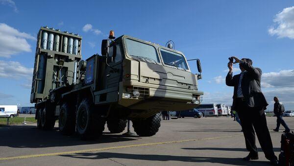 Первый комплекс С-350 Витязь разместят в Ленинградской области - Sputnik Ўзбекистон