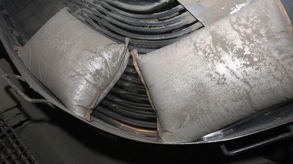 Линия по производству цемента - Sputnik Узбекистан