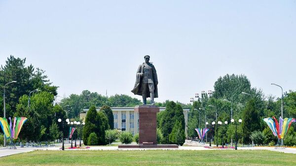 Парк Победы в Ташкенте - Sputnik Узбекистан
