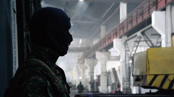 Мероприятие по уничтожению наркотических средств  - Sputnik Узбекистан