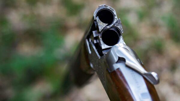 Охотничье ружье. Иллюстративное фото - Sputnik Узбекистан