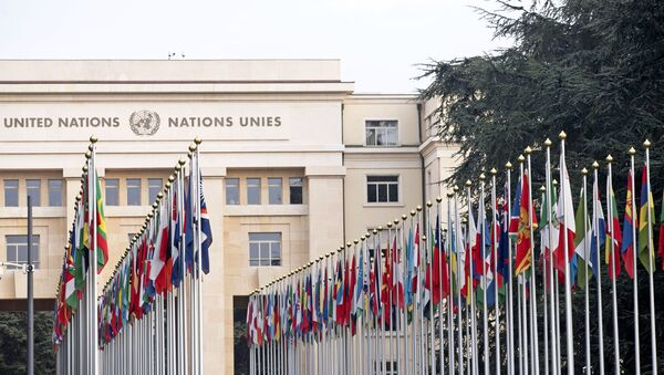 Города мира. Женева - Sputnik Узбекистан