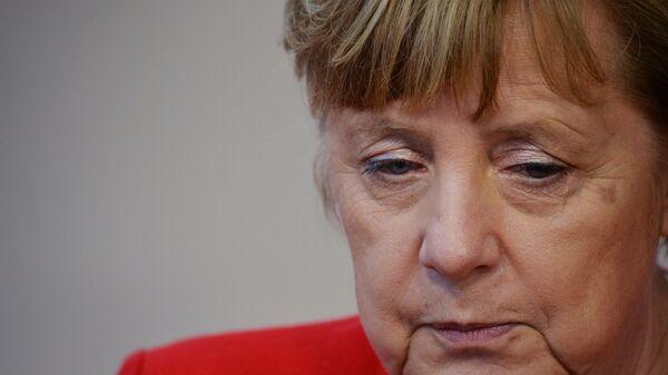 Федеральный канцлер Германии Ангела Меркель - Sputnik Ўзбекистон