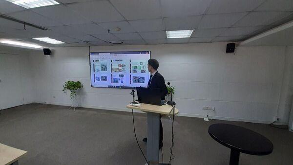 Представители Ассоциации Узтекстильпром представили информацию о ходе реализации проектов по подготовке квалифицированных кадров для текстильной отрасли - Sputnik Узбекистан