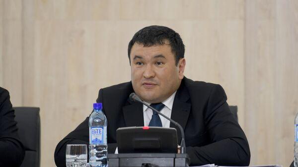 Журабек Мирзамахмудов - Sputnik Узбекистан