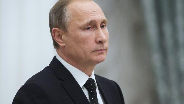 Россия Президенти Владимир Путин - Sputnik Ўзбекистон