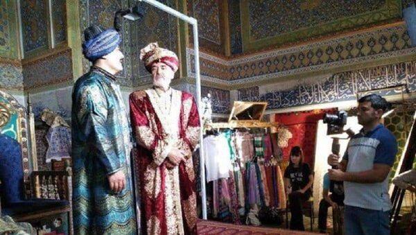 В июле на экраны выйдет фильм об Алишере Навои - Sputnik Узбекистан