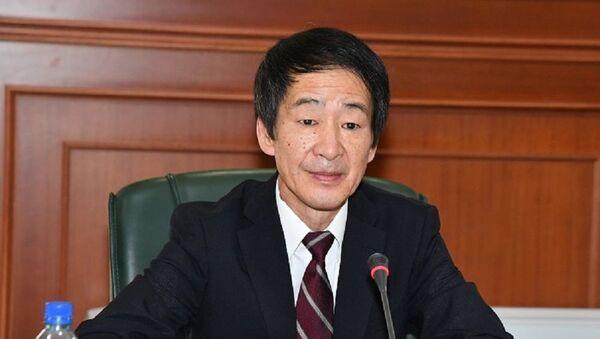 Посол Японии завершает дипломатическую миссию в Узбекистане - Sputnik Узбекистан