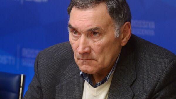Генеральный директор Ассоциации Аэропорт Виктор Горбачев - Sputnik Узбекистан