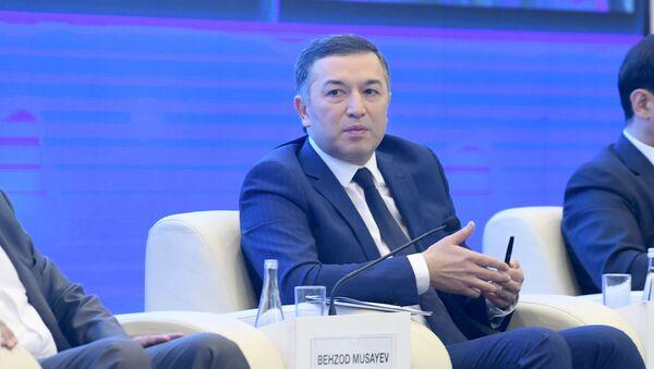 Bexzod Musayev glava GNK - Sputnik Oʻzbekiston