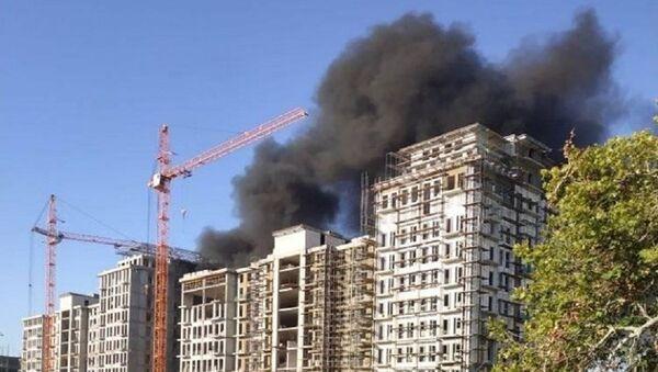 Стали известны причины пожара в новостройках - Sputnik Узбекистан
