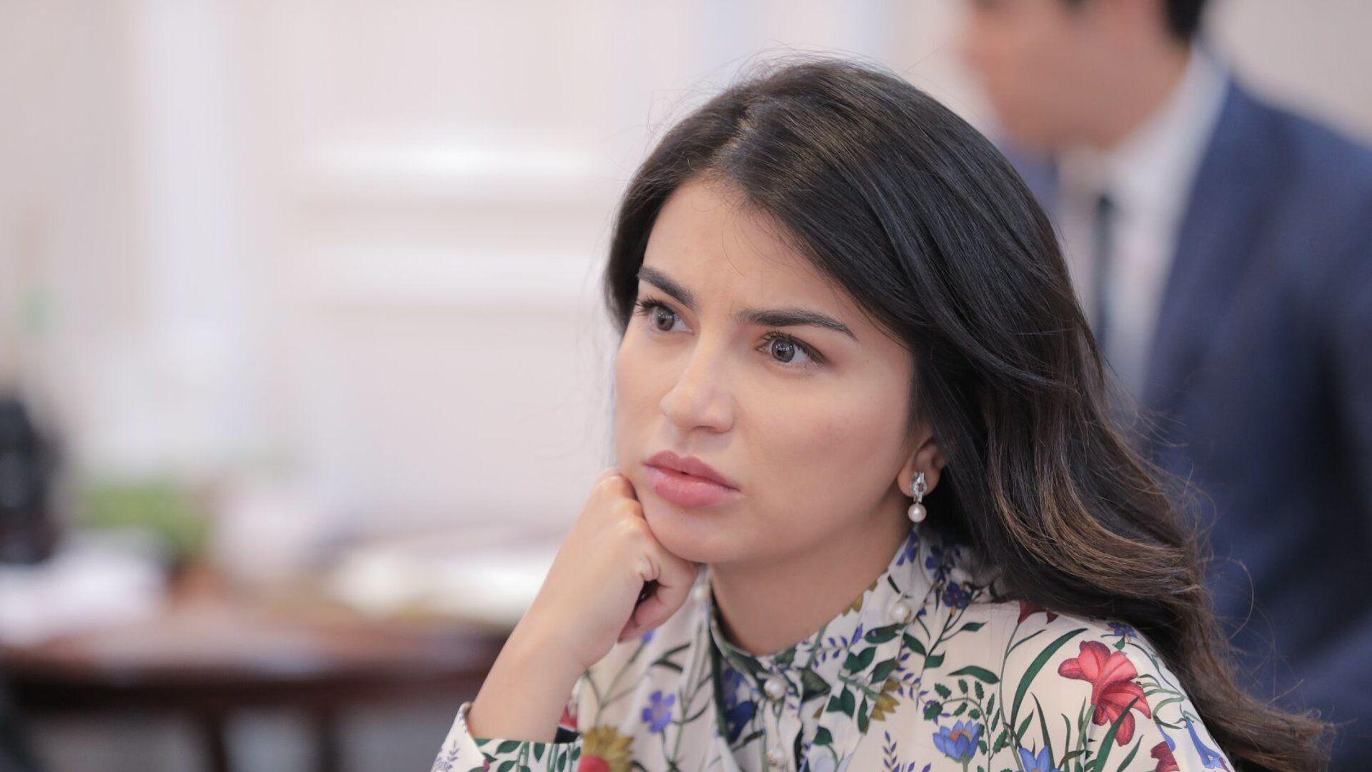 Саида Мирзиёева: наша задача - сохранить архитектурное наследие страны - Sputnik Узбекистан, 1920, 25.06.2021
