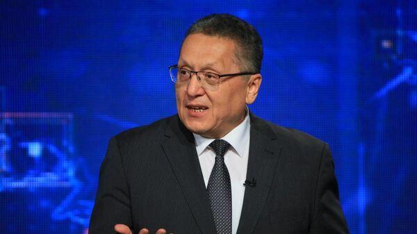 Председатель Центрального банка Узбекистана Мамаризо Нурмуратов - Sputnik Ўзбекистон