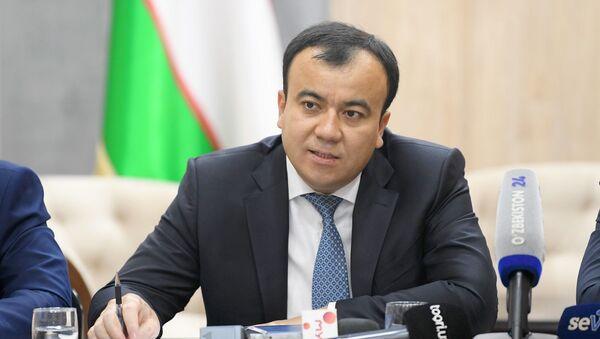 Председатель правления АО «Узбекнефтегаз» Баходир Сидиков - Sputnik Узбекистан