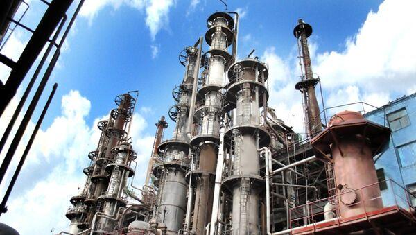 Крупнейшее предприятие химической отрасли Узбекистана. АО «Navoiyazot» - Sputnik Узбекистан