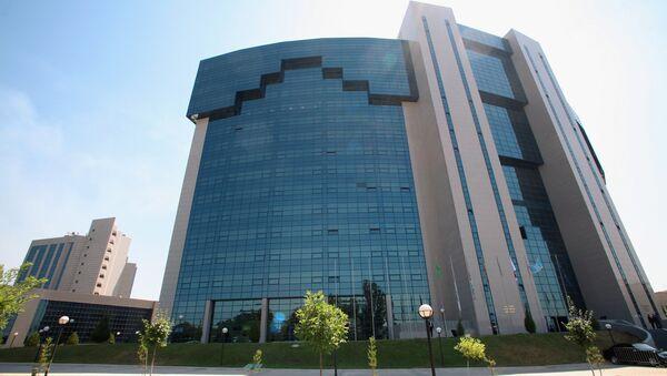 Mejdunarodnыy biznes-tsentr v Tashkente - Sputnik Oʻzbekiston
