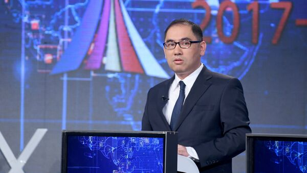 Shoxrux Shoraxmedov - zamestitel ministra finansov Uzbekistana - Sputnik Oʻzbekiston